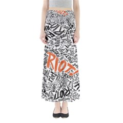 Paramore Is An American Rock Band Maxi Skirts