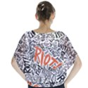 Paramore Is An American Rock Band Blouse View2