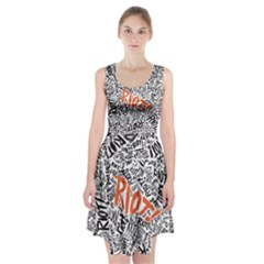 Paramore Is An American Rock Band Racerback Midi Dress