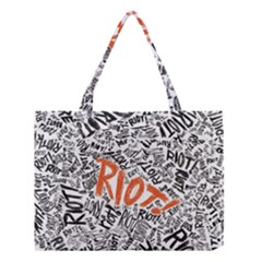 Paramore Is An American Rock Band Medium Tote Bag