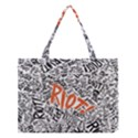 Paramore Is An American Rock Band Medium Tote Bag View1