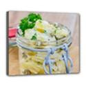 1 Kartoffelsalat Einmachglas 2 Deluxe Canvas 24  x 20   View1
