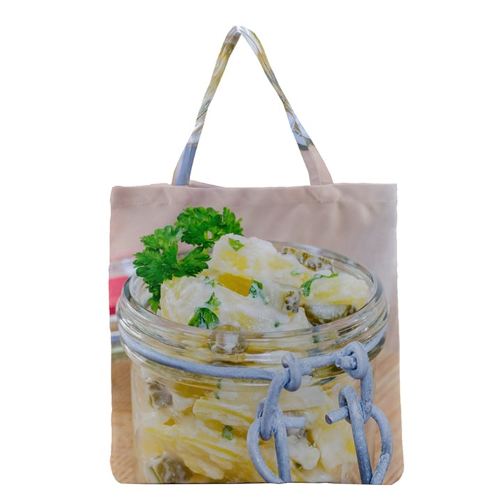 1 Kartoffelsalat Einmachglas 2 Grocery Tote Bag