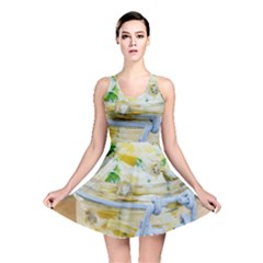 1 Kartoffelsalat Einmachglas 2 Reversible Skater Dress