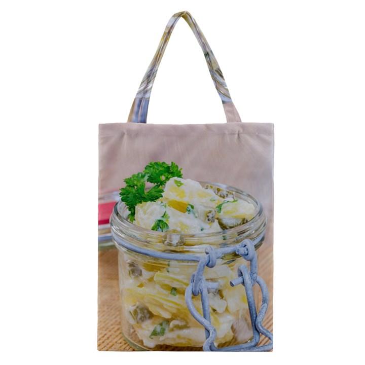 1 Kartoffelsalat Einmachglas 2 Classic Tote Bag
