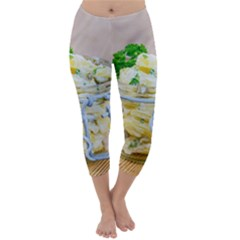 1 Kartoffelsalat Einmachglas 2 Capri Winter Leggings