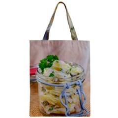 1 Kartoffelsalat Einmachglas 2 Zipper Classic Tote Bag