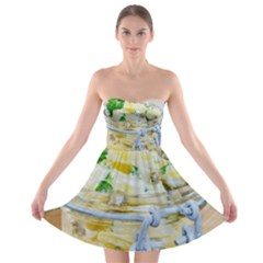 1 Kartoffelsalat Einmachglas 2 Strapless Bra Top Dress