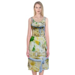 1 Kartoffelsalat Einmachglas 2 Midi Sleeveless Dress