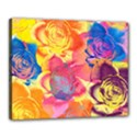 Pop Art Roses Canvas 20  x 16  View1