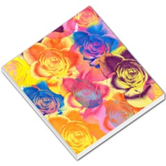 Pop Art Roses Small Memo Pads