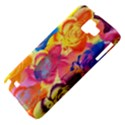 Pop Art Roses Samsung Galaxy Note 1 Hardshell Case View4