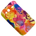 Pop Art Roses HTC Wildfire S A510e Hardshell Case View5
