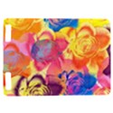 Pop Art Roses Kindle Touch 3G View1