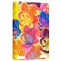 Pop Art Roses Kindle Touch 3G View2