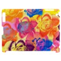 Pop Art Roses Apple iPad 2 Hardshell Case (Compatible with Smart Cover) View1