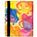 Pop Art Roses Apple iPad Mini Flip Case View3