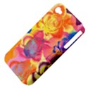 Pop Art Roses Apple iPhone 4/4S Hardshell Case (PC+Silicone) View4