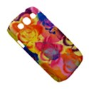 Pop Art Roses Samsung Galaxy S III Classic Hardshell Case (PC+Silicone) View5