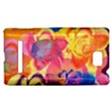 Pop Art Roses HTC 8S Hardshell Case View1