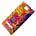 Pop Art Roses HTC 8S Hardshell Case View4
