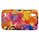 Pop Art Roses HTC Desire V (T328W) Hardshell Case View1