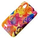 Pop Art Roses HTC Desire V (T328W) Hardshell Case View4