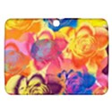 Pop Art Roses Samsung Galaxy Tab 3 (10.1 ) P5200 Hardshell Case  View1
