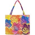 Pop Art Roses Mini Tote Bag View1