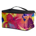 Pop Art Roses Cosmetic Storage Case View3