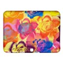 Pop Art Roses Samsung Galaxy Tab 4 (10.1 ) Hardshell Case  View1