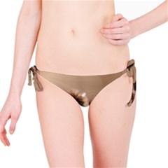 2  Verwelkte Kugeldistel Bikini Bottom