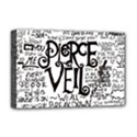 Pierce The Veil Music Band Group Fabric Art Cloth Poster Deluxe Canvas 18  x 12   View1