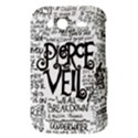 Pierce The Veil Music Band Group Fabric Art Cloth Poster HTC Wildfire S A510e Hardshell Case View3