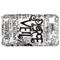 Pierce The Veil Music Band Group Fabric Art Cloth Poster Samsung Galaxy S i9000 Hardshell Case  View1