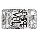 Pierce The Veil Music Band Group Fabric Art Cloth Poster Samsung Galaxy S i9008 Hardshell Case View1