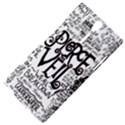 Pierce The Veil Music Band Group Fabric Art Cloth Poster Sony Xperia S View4