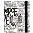 Pierce The Veil Music Band Group Fabric Art Cloth Poster Kindle Fire (1st Gen) Flip Case View2
