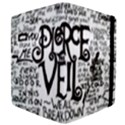Pierce The Veil Music Band Group Fabric Art Cloth Poster Apple iPad 3/4 Flip Case View4