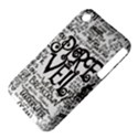Pierce The Veil Music Band Group Fabric Art Cloth Poster Apple iPhone 3G/3GS Hardshell Case (PC+Silicone) View4
