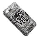 Pierce The Veil Music Band Group Fabric Art Cloth Poster Apple iPhone 3G/3GS Hardshell Case (PC+Silicone) View5