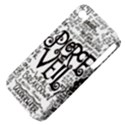 Pierce The Veil Music Band Group Fabric Art Cloth Poster Apple iPhone 4/4S Hardshell Case (PC+Silicone) View4