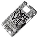Pierce The Veil Music Band Group Fabric Art Cloth Poster Samsung Galaxy S II i9100 Hardshell Case (PC+Silicone) View4