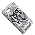 Pierce The Veil Music Band Group Fabric Art Cloth Poster HTC One SU T528W Hardshell Case View5