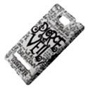 Pierce The Veil Music Band Group Fabric Art Cloth Poster HTC 8S Hardshell Case View4
