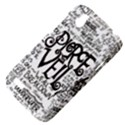 Pierce The Veil Music Band Group Fabric Art Cloth Poster HTC Desire V (T328W) Hardshell Case View4