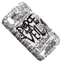Pierce The Veil Music Band Group Fabric Art Cloth Poster HTC Desire V (T328W) Hardshell Case View5