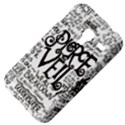 Pierce The Veil Music Band Group Fabric Art Cloth Poster Samsung Galaxy Ace Plus S7500 Hardshell Case View4