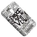 Pierce The Veil Music Band Group Fabric Art Cloth Poster Samsung Galaxy Ace Plus S7500 Hardshell Case View5