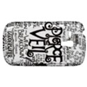 Pierce The Veil Music Band Group Fabric Art Cloth Poster Samsung Galaxy S3 MINI I8190 Hardshell Case View1